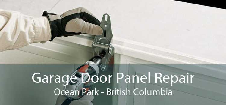 Garage Door Panel Repair Ocean Park - British Columbia