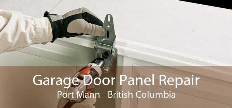 Garage Door Panel Repair Port Mann - British Columbia