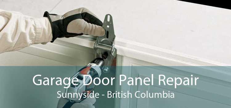 Garage Door Panel Repair Sunnyside - British Columbia