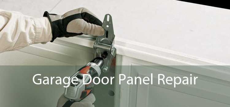 Garage Door Panel Repair