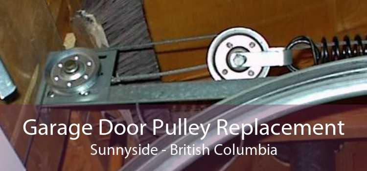 Garage Door Pulley Replacement Sunnyside - British Columbia
