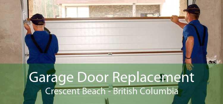 Garage Door Replacement Crescent Beach - British Columbia