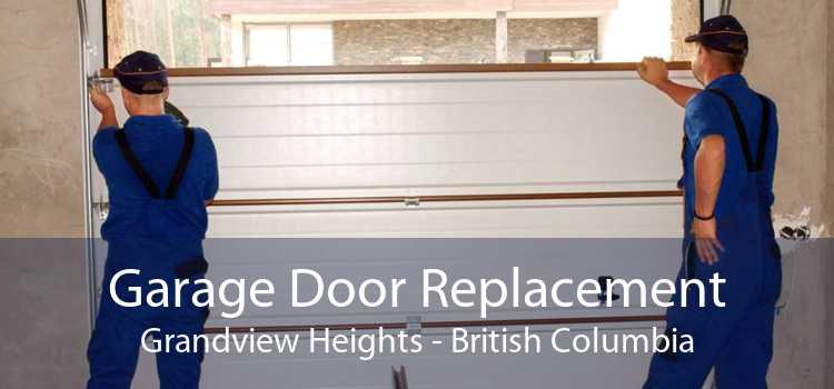 Garage Door Replacement Grandview Heights - British Columbia