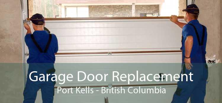 Garage Door Replacement Port Kells - British Columbia