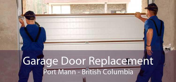 Garage Door Replacement Port Mann - British Columbia