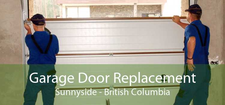 Garage Door Replacement Sunnyside - British Columbia