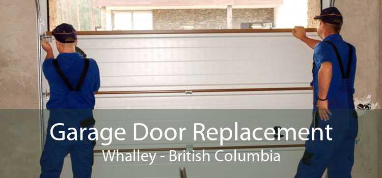 Garage Door Replacement Whalley - British Columbia