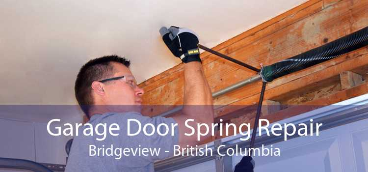 Garage Door Spring Repair Bridgeview - British Columbia