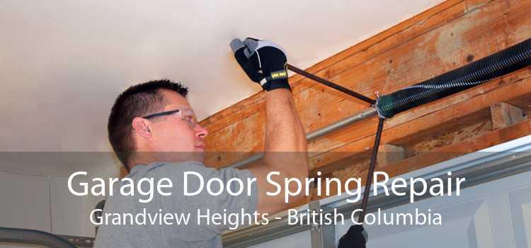 Garage Door Spring Repair Grandview Heights - British Columbia