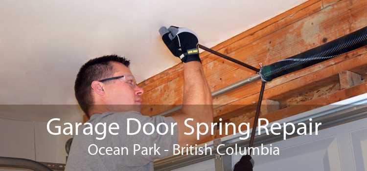 Garage Door Spring Repair Ocean Park - British Columbia