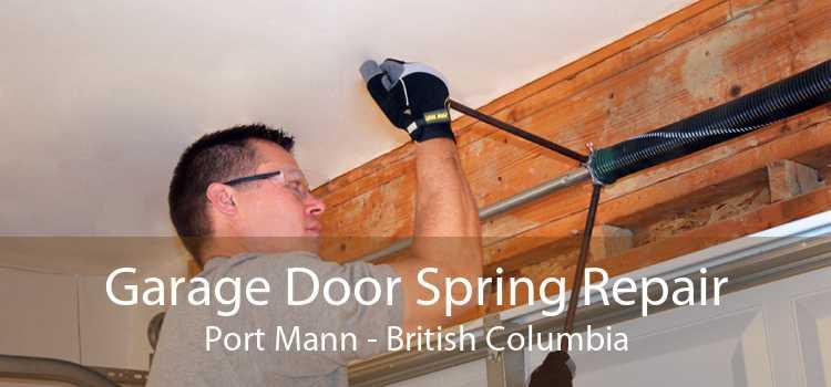 Garage Door Spring Repair Port Mann - British Columbia