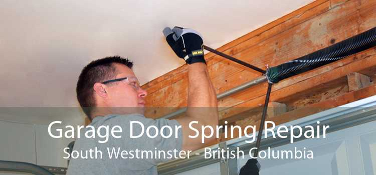 Garage Door Spring Repair South Westminster - British Columbia