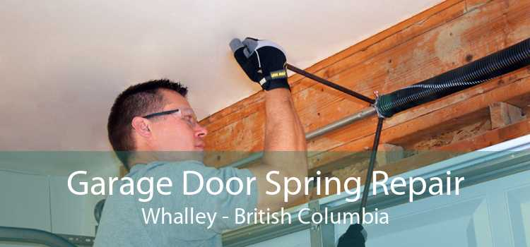 Garage Door Spring Repair Whalley - British Columbia