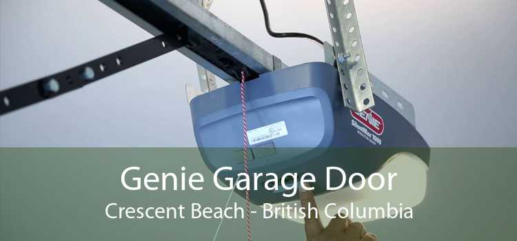 Genie Garage Door Crescent Beach - British Columbia