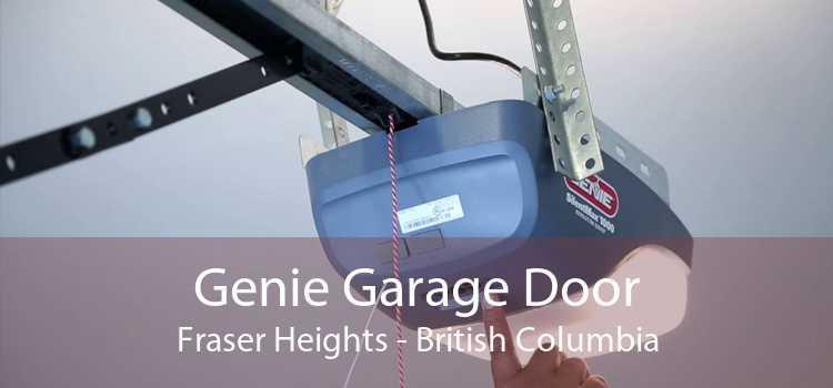 Genie Garage Door Fraser Heights - British Columbia