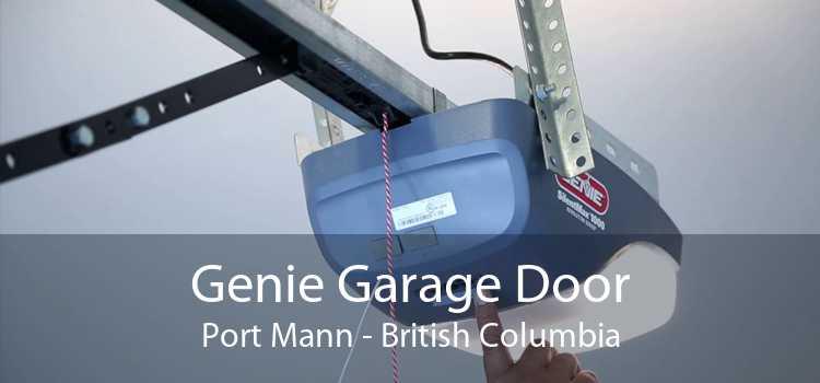 Genie Garage Door Port Mann - British Columbia