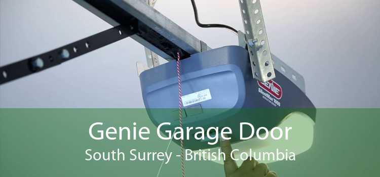 Genie Garage Door South Surrey - British Columbia