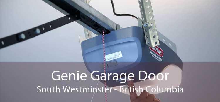 Genie Garage Door South Westminster - British Columbia