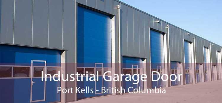 Industrial Garage Door Port Kells - British Columbia