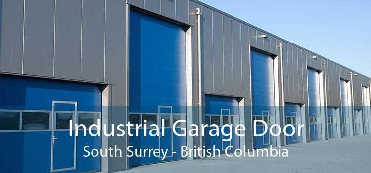 Industrial Garage Door South Surrey - British Columbia