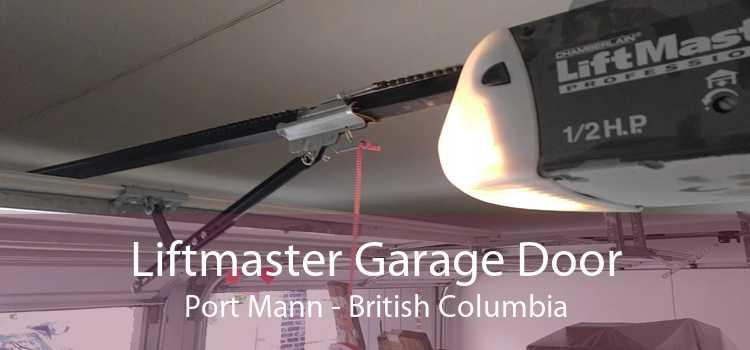 Liftmaster Garage Door Port Mann - British Columbia