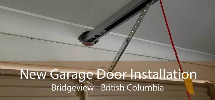 New Garage Door Installation Bridgeview - British Columbia
