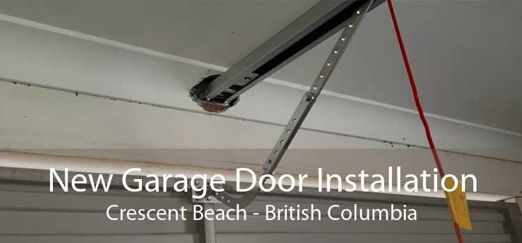 New Garage Door Installation Crescent Beach - British Columbia