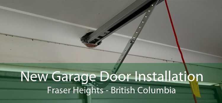 New Garage Door Installation Fraser Heights - British Columbia