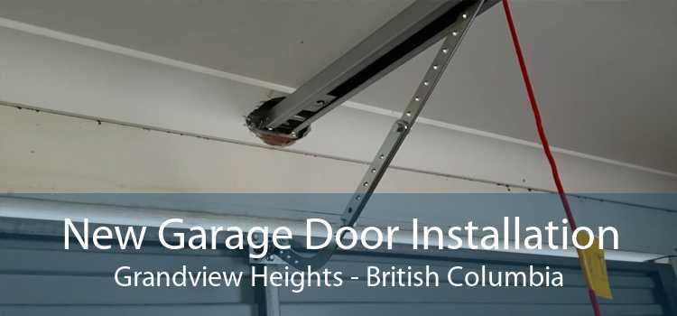 New Garage Door Installation Grandview Heights - British Columbia
