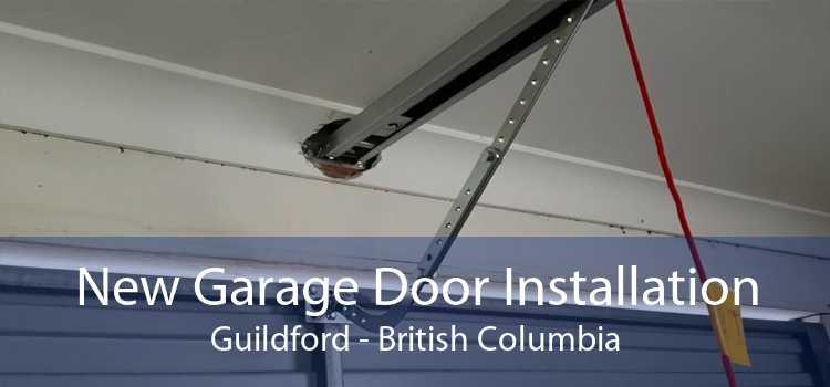 New Garage Door Installation Guildford - British Columbia
