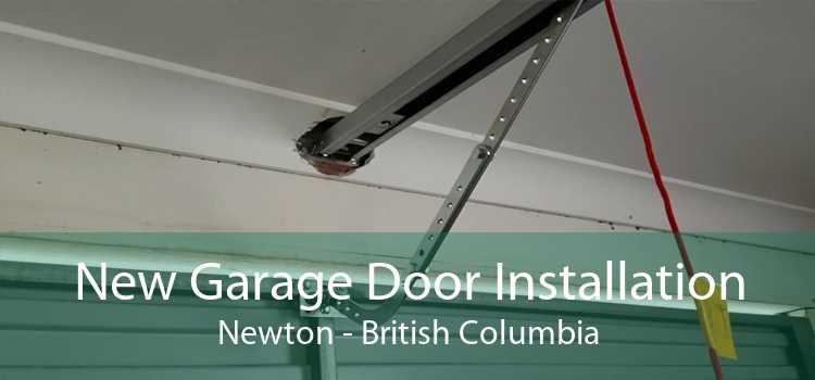 New Garage Door Installation Newton - British Columbia