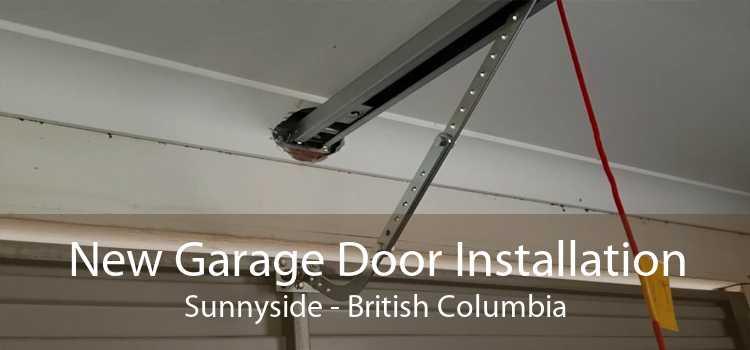 New Garage Door Installation Sunnyside - British Columbia
