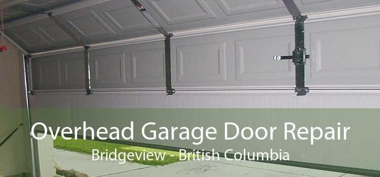 Overhead Garage Door Repair Bridgeview - British Columbia