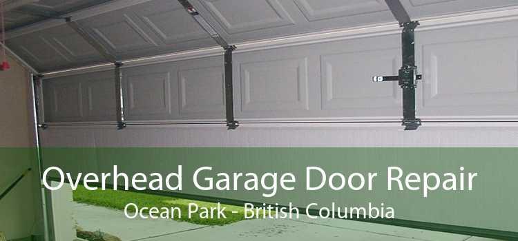Overhead Garage Door Repair Ocean Park - British Columbia