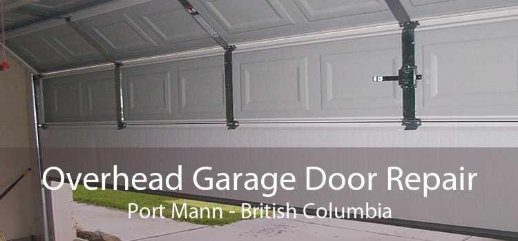 Overhead Garage Door Repair Port Mann - British Columbia