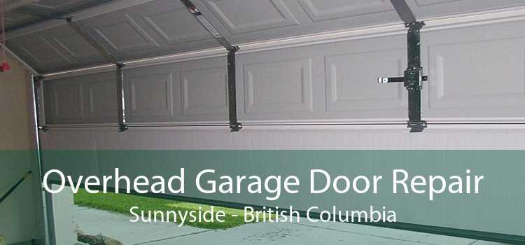 Overhead Garage Door Repair Sunnyside - British Columbia