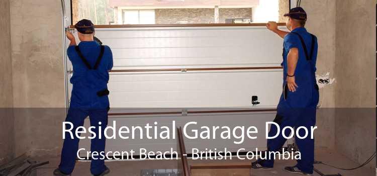 Residential Garage Door Crescent Beach - British Columbia