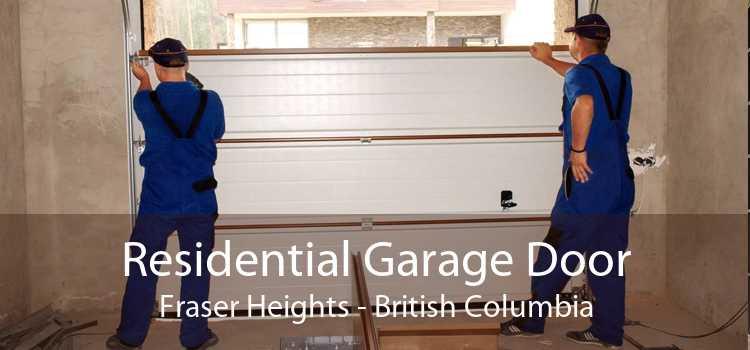 Residential Garage Door Fraser Heights - British Columbia