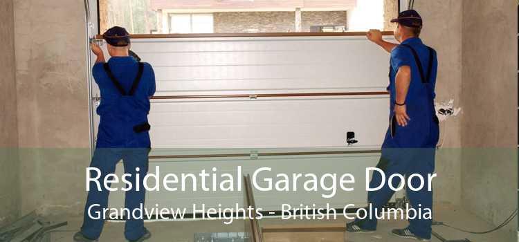 Residential Garage Door Grandview Heights - British Columbia