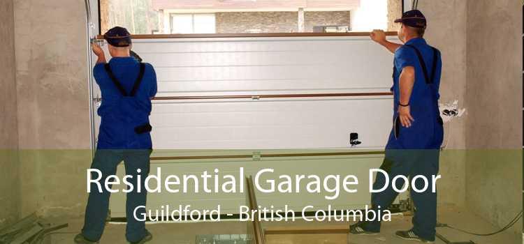Residential Garage Door Guildford - British Columbia