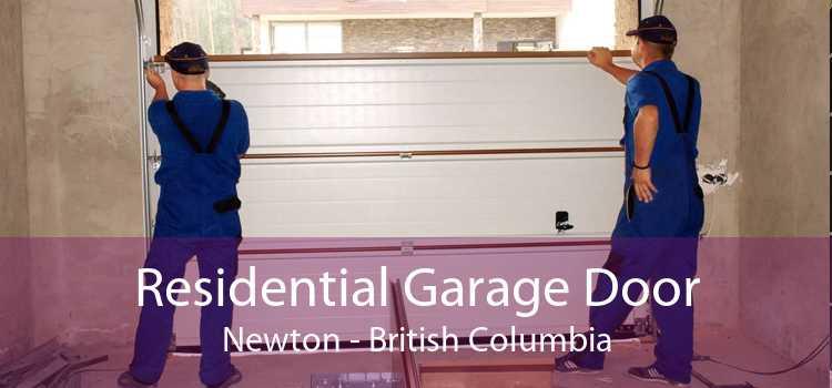 Residential Garage Door Newton - British Columbia