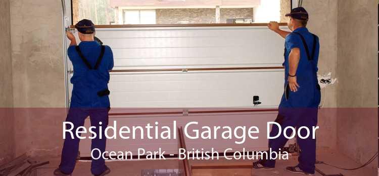 Residential Garage Door Ocean Park - British Columbia