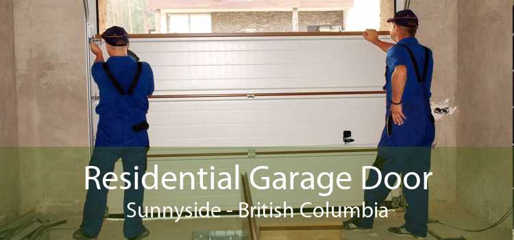 Residential Garage Door Sunnyside - British Columbia