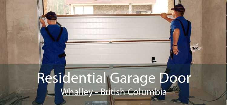 Residential Garage Door Whalley - British Columbia