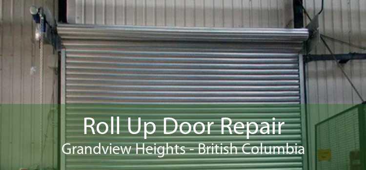 Roll Up Door Repair Grandview Heights - British Columbia