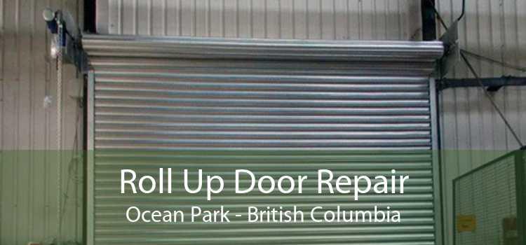 Roll Up Door Repair Ocean Park - British Columbia