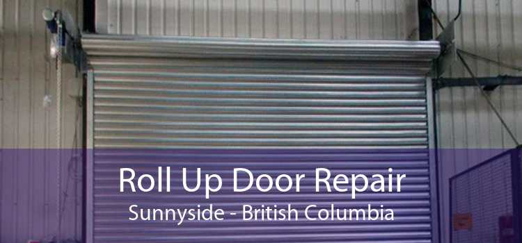 Roll Up Door Repair Sunnyside - British Columbia