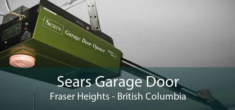 Sears Garage Door Fraser Heights - British Columbia