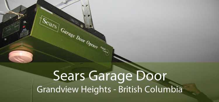Sears Garage Door Grandview Heights - British Columbia