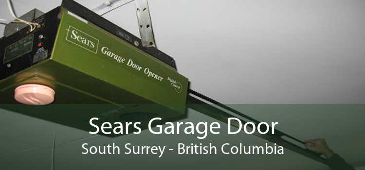 Sears Garage Door South Surrey - British Columbia